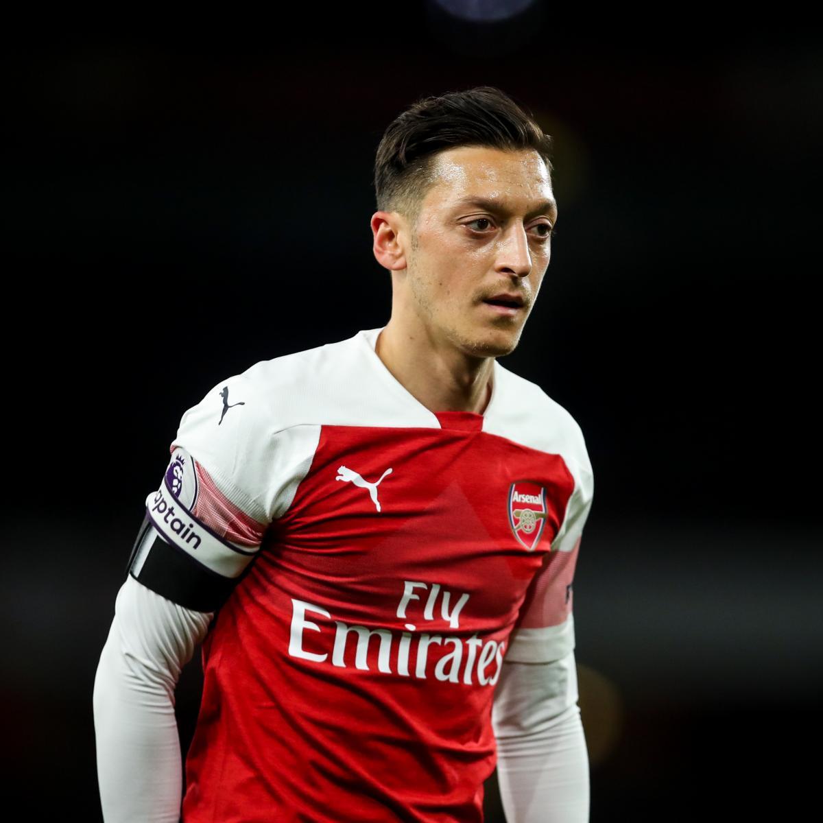 da41d53e3c1 Mesut Ozil on Arsenal