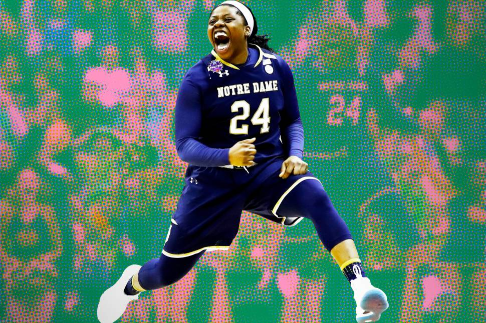 5d917f2242d There's No Stopping Arike Ogunbowale | Bleacher Report | Latest News ...
