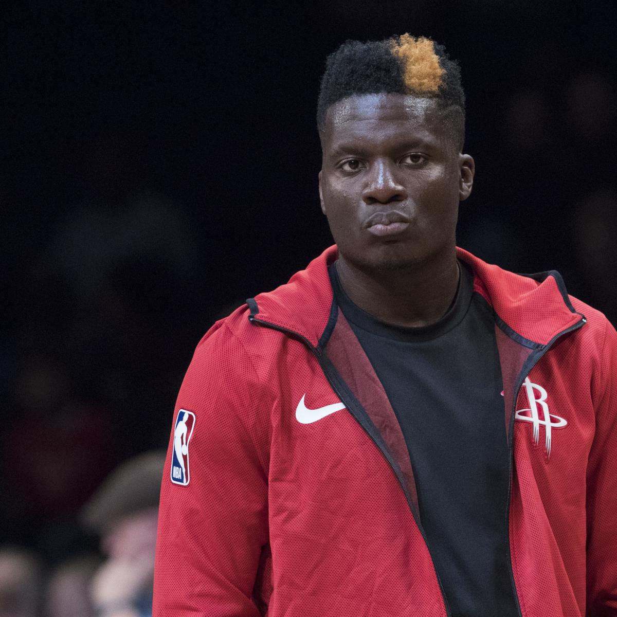 Houston Rockets Record 2018: Clint Capela's Growth And Importance Becoming Increasingly