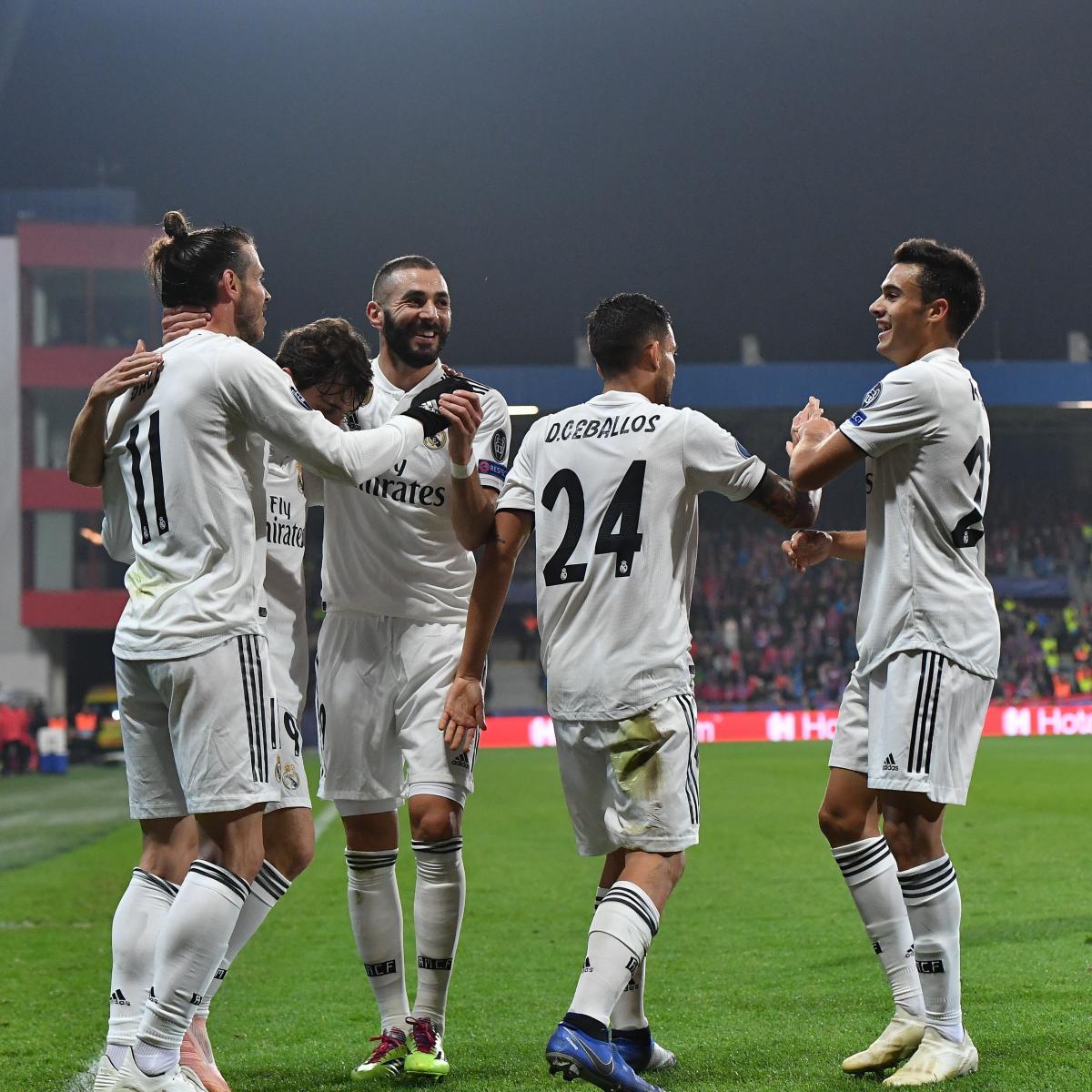 Celta Vigo Vs. Real Madrid: Odds, Preview, Live Stream, TV
