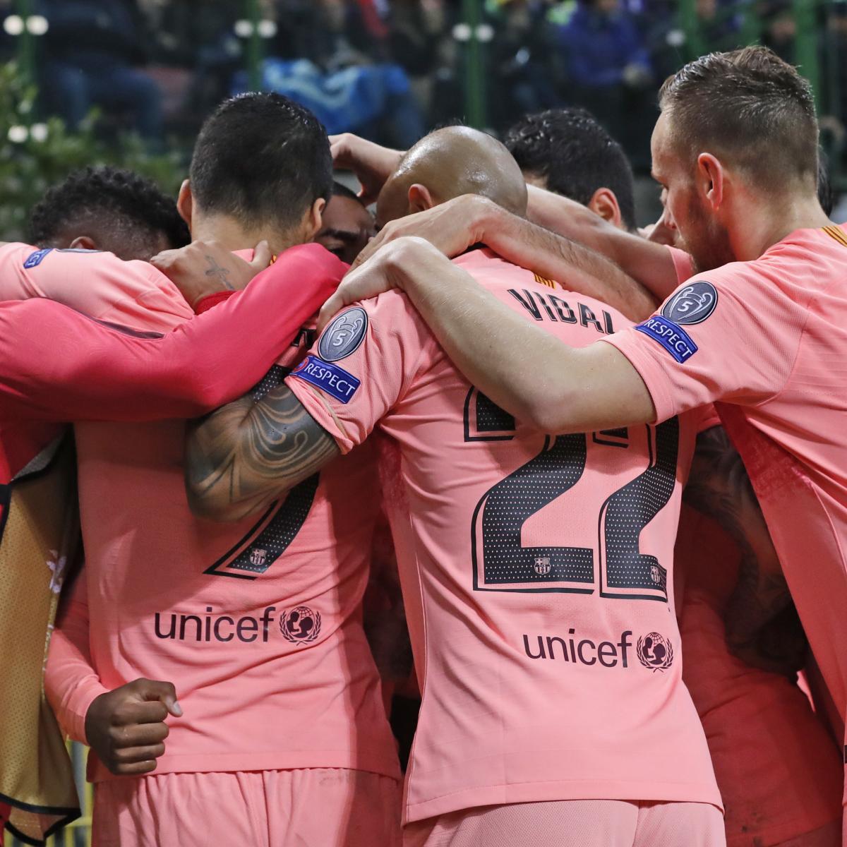 Barcelona Vs. Real Betis: Odds, Preview, Live Stream, TV