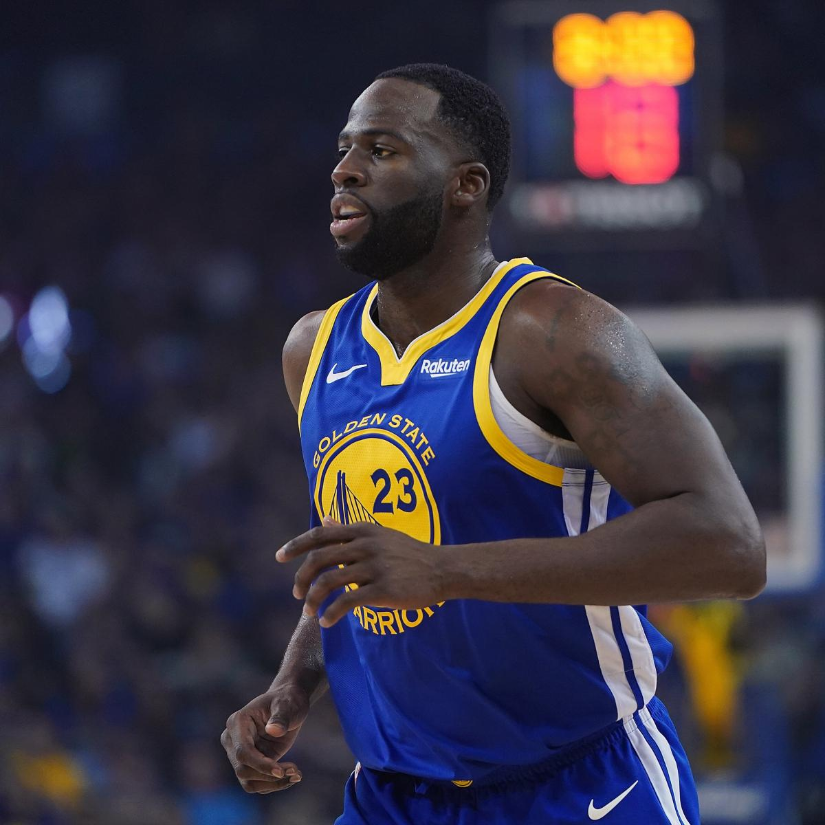 Warriors Vs Nets Full Game Highlights: Warriors Rumors: Draymond Green To Return From Injuries On