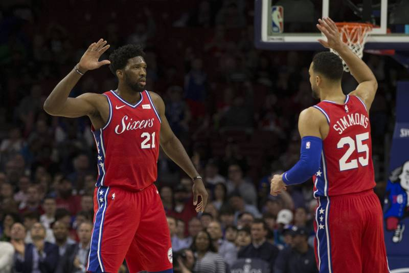 76ers Trade Rumors Joel Embiid Ben Simmons Were Consulted