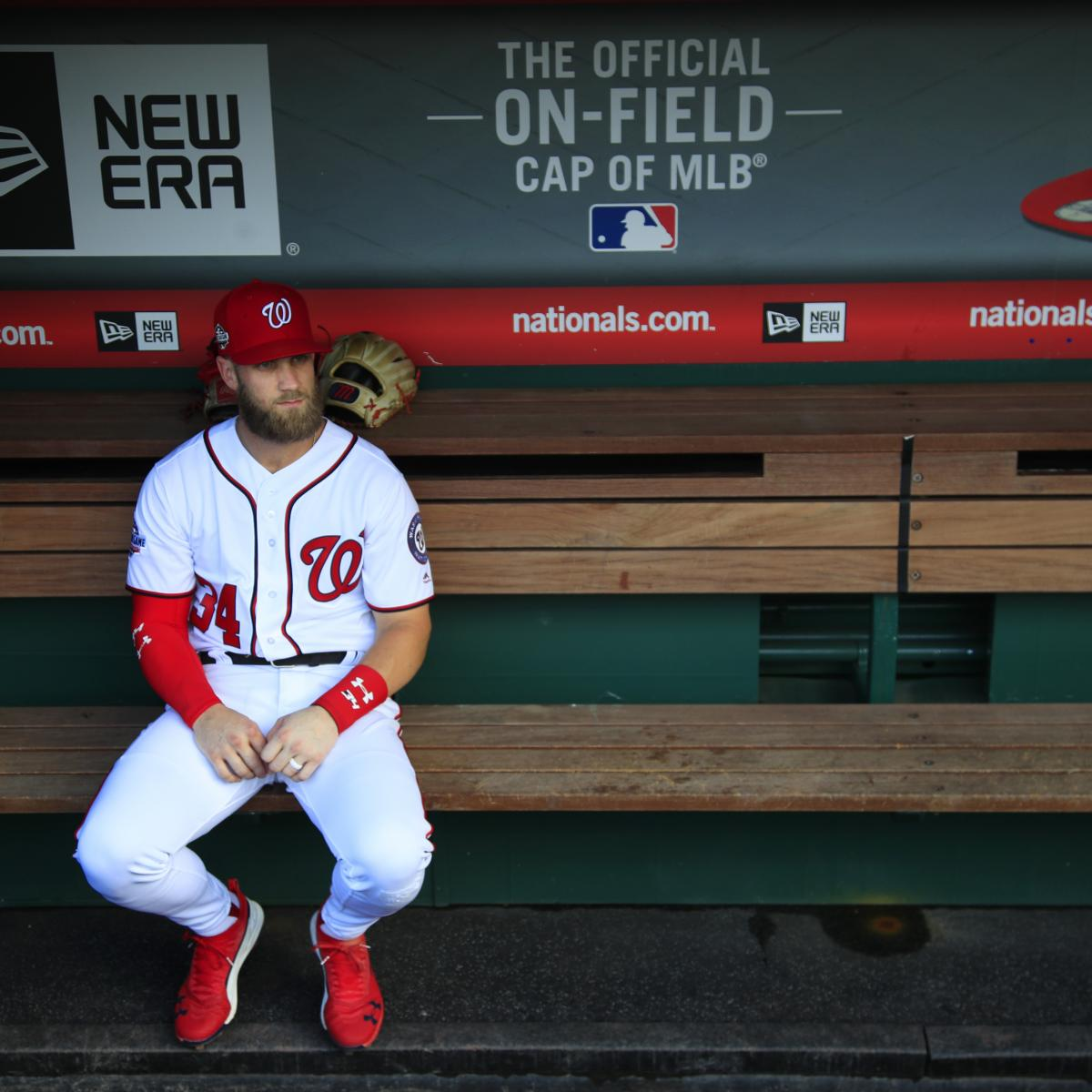 1b0b0bd5ffd Bryce Harper Sweepstakes Winner Will Have to Risk  350M Black Hole Contract