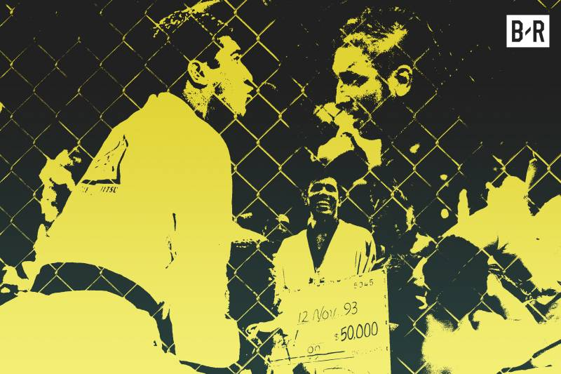 7a7d232083 UFC 1, 25 Years Later: The Story Behind the Event That Started an Industry  | Bleacher Report | Latest News, Videos and Highlights