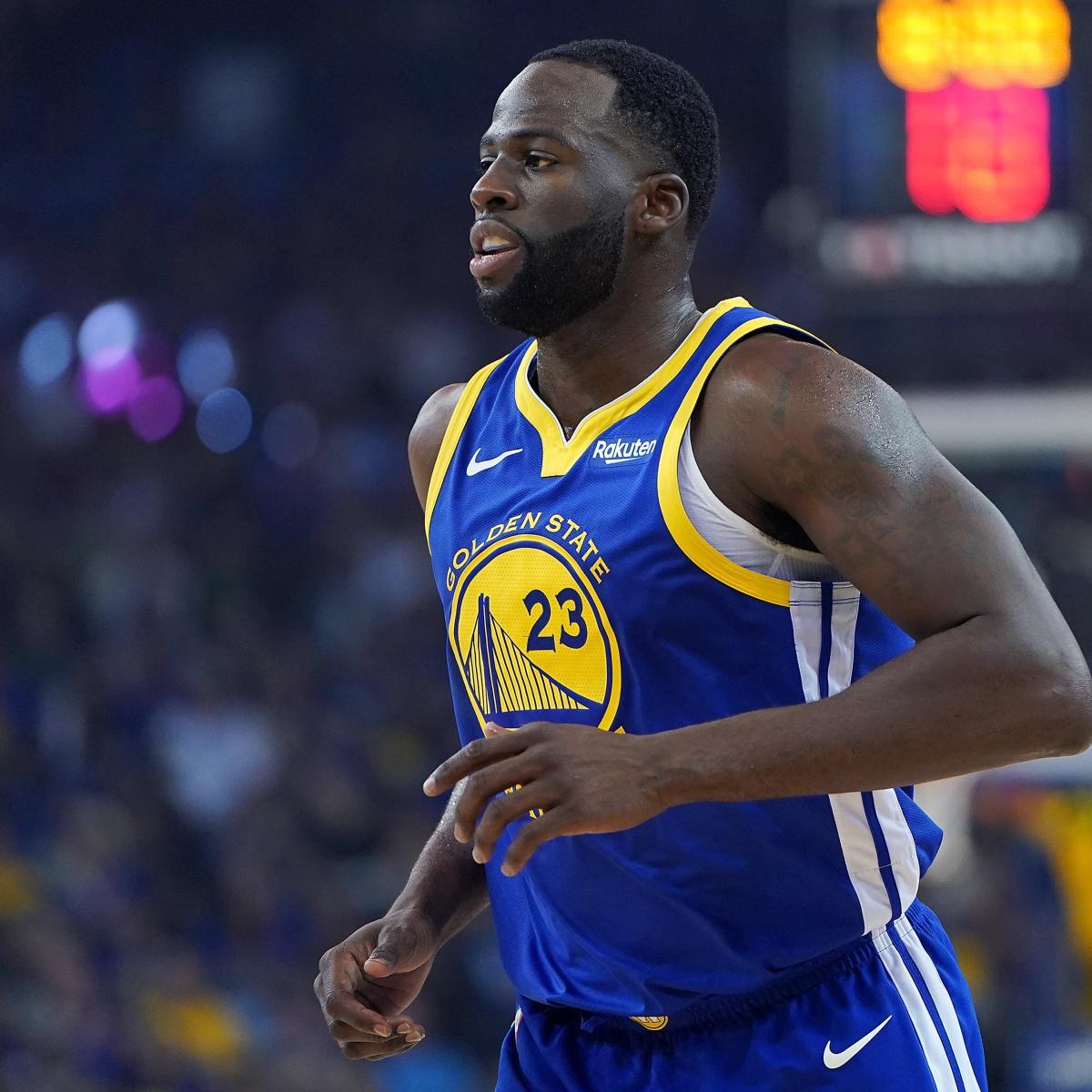 Warriors Vs Nets Full Game Highlights: Warriors Rumors: Draymond Green To Return From Foot Injury