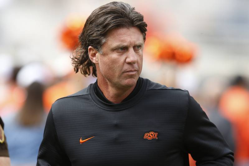 Oklahoma St Hc Mike Gundy Blames Liberalism And