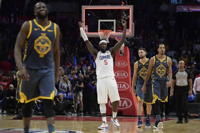 f5714900a3f Los Angeles Clippers forward Montrezl Harrell