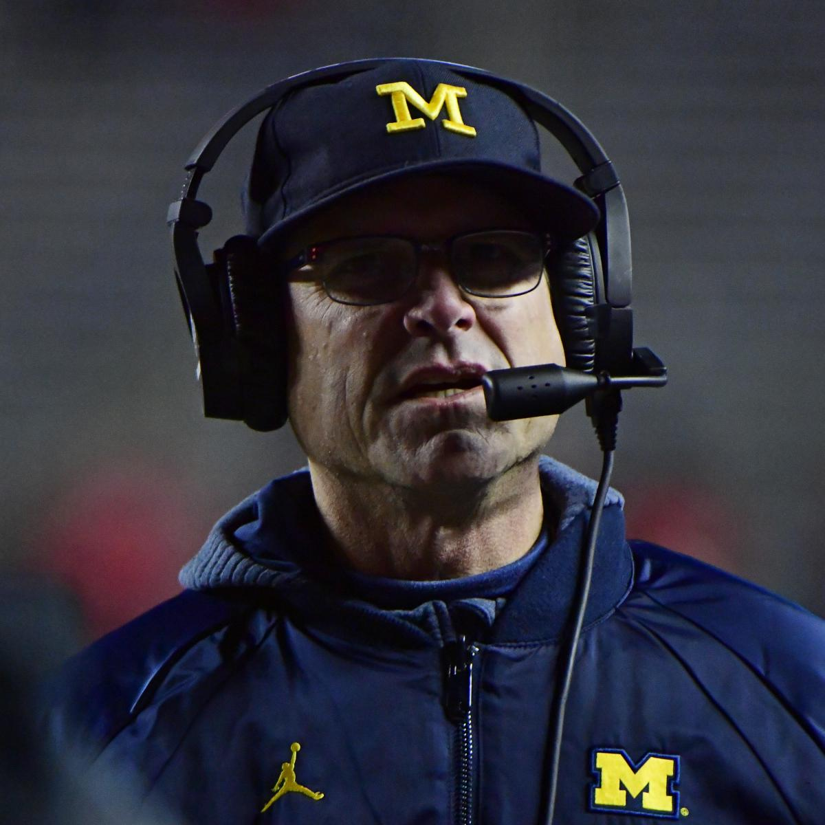 Indiana Hoosiers vs. Michigan Wolverines Odds, College ...