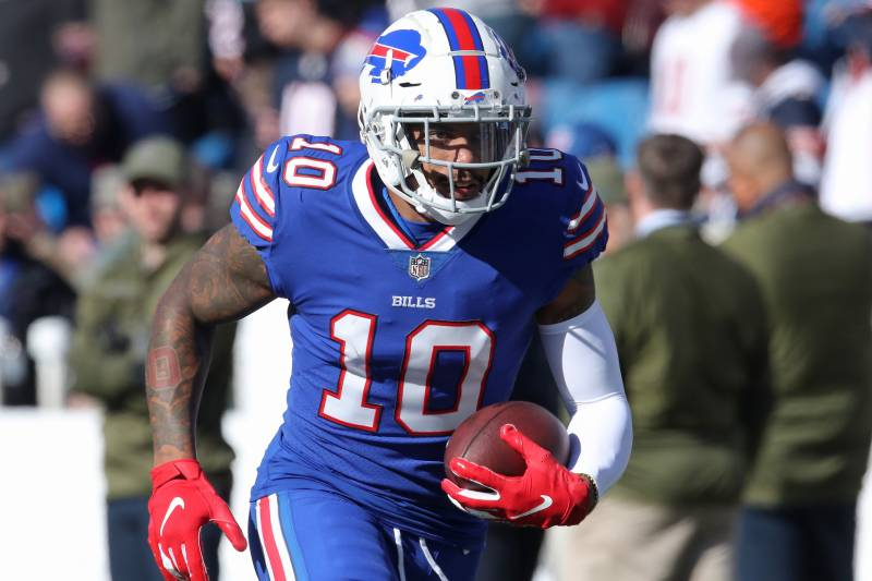 Terrelle Pryor Reportedly Released by Bills After 2 Games  5415938db