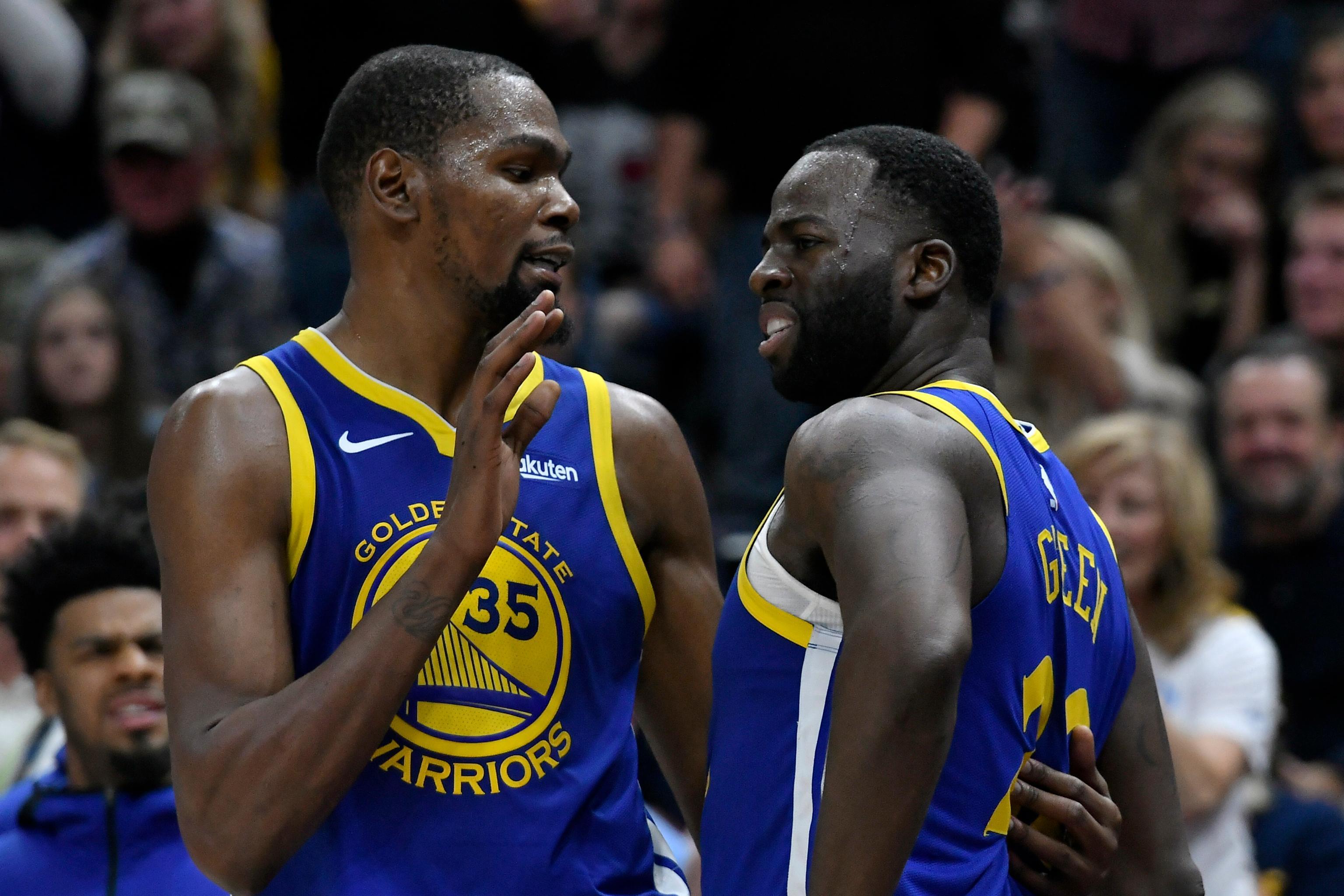 NBA著名的三次「內訌」!追夢怒噴KD,而他「暴打」喬丹卻因禍得福!