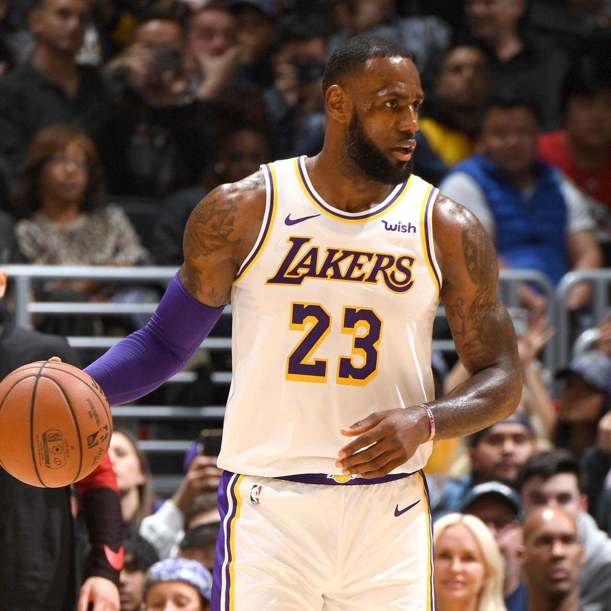 2d0eebcc8c3 Lakers News  LeBron s Patience Level