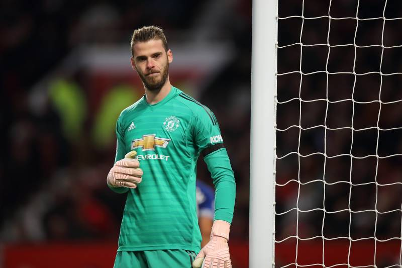 379ded1a6 David De Gea Reportedly Reluctant to Sign Manchester United Contract  Extension