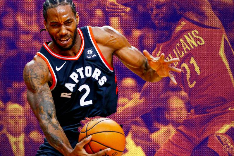 4c9aed04 Free from 'San Antonio Mafia,' Kawhi Leonard Is Everything Raptors ...