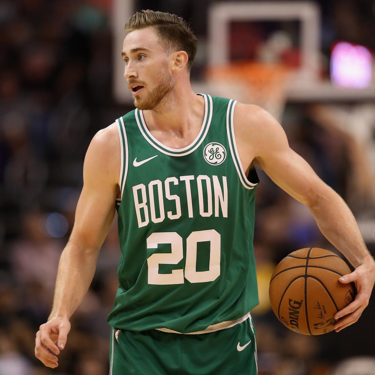 Celtics News  Gordon Hayward Open to Bench Role Amid Early-Season Struggles   fe0067d11