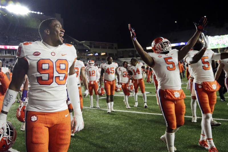 College Football Playoff 2018 Rankings And Reaction From
