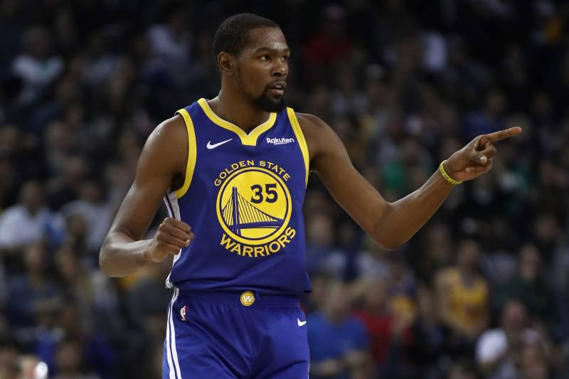 ad8db67edc70 Kevin Durant s Brother Posts Cryptic Messages After Draymond Green  Altercation