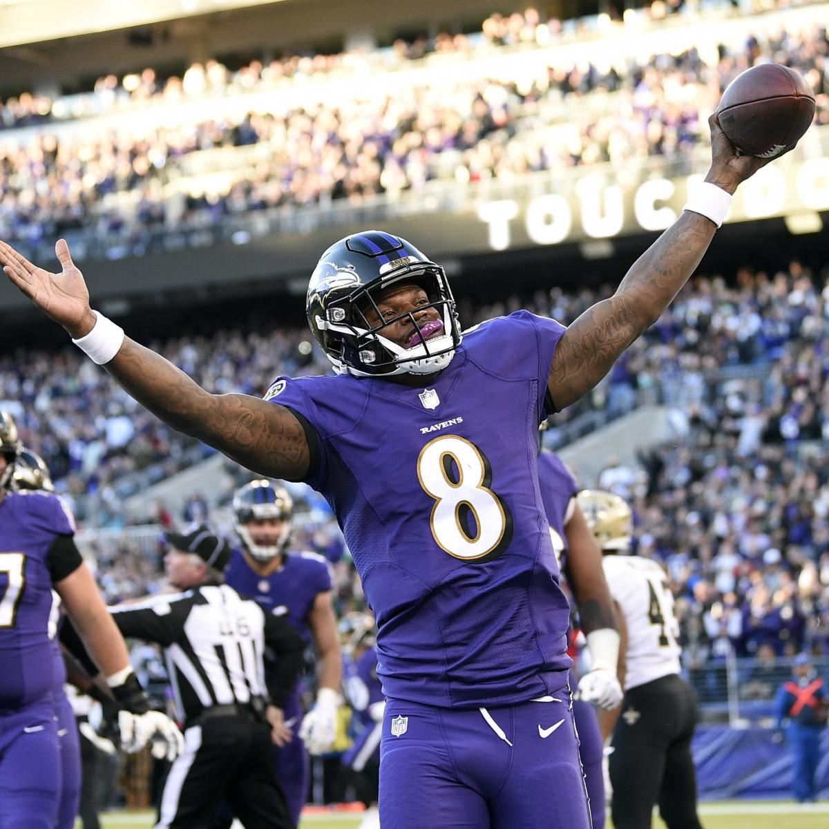 Lamar Jackson Injury