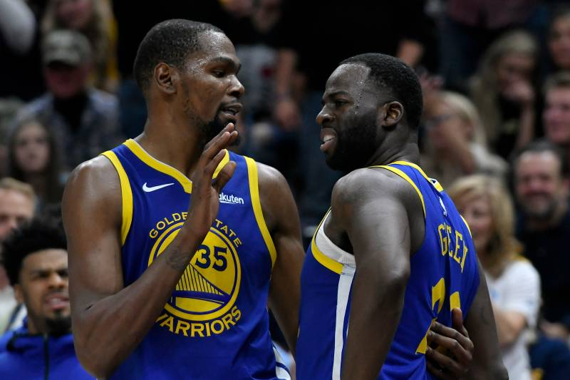 ae0cdb3fb946 Tread Carefully  The Warriors Risk Losing Both Kevin Durant and ...