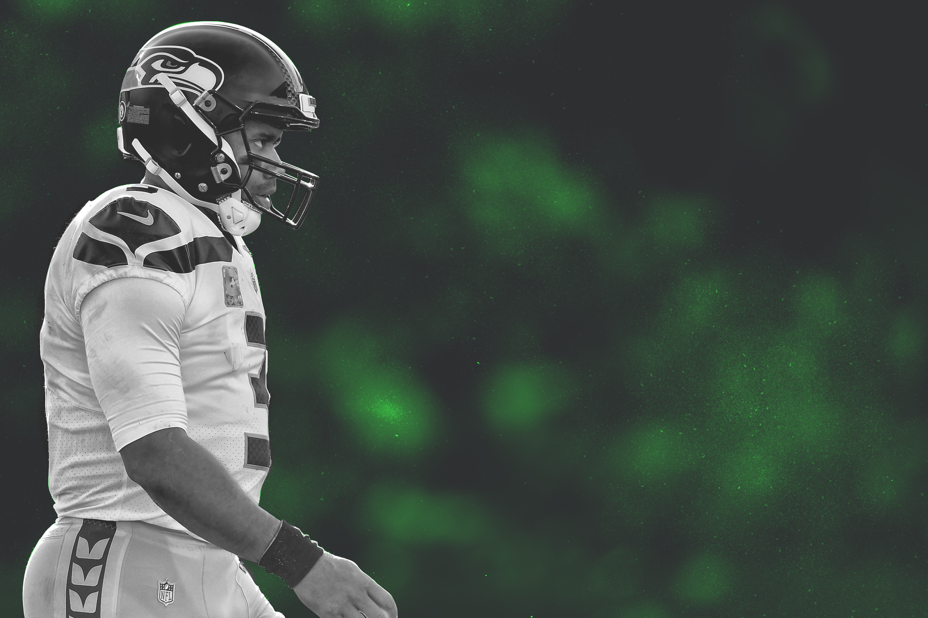 c1bfafa6 I Don't Fear It': The Seahawks Are Russell Wilson's Team, but Is He ...