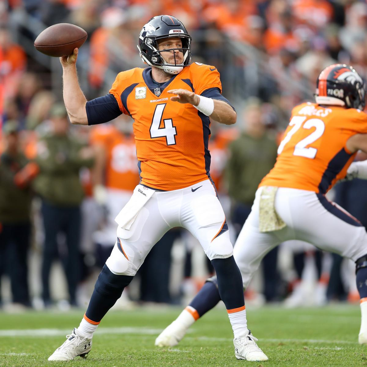 Denver Broncos Vs. Los Angeles Chargers: Odds, Analysis