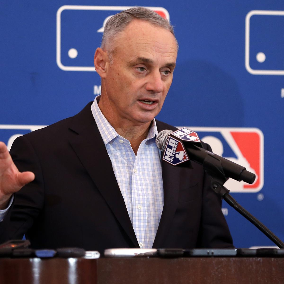 MLB, Fox Announce New TV Rights Contract Worth Reported $5.1 Billion