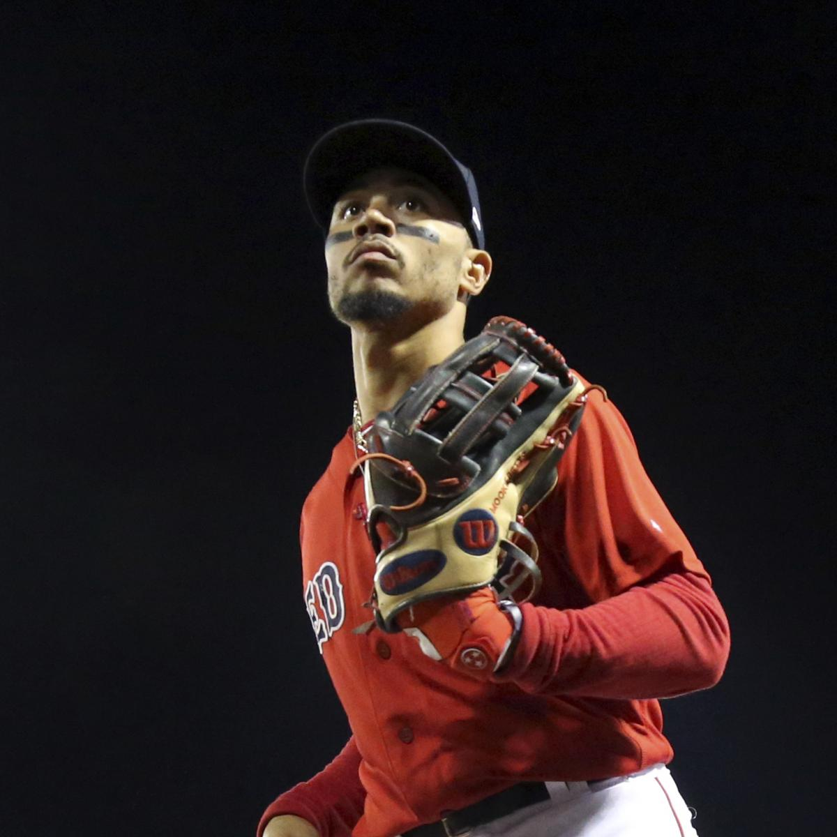 MLB MVP 2018: AL And NL Award Winners, Voting Results And