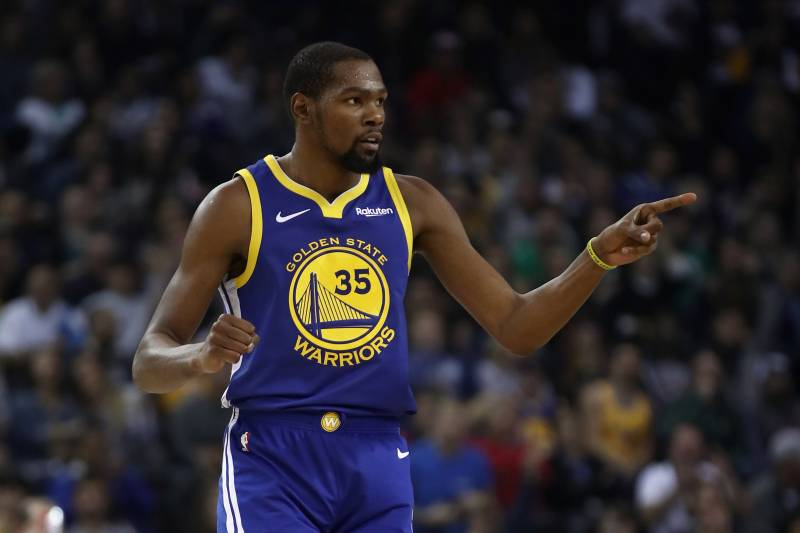 068726c7ef5 Kevin Durant Trade Rumors  Warriors Star  Has Shown No Interest  in ...
