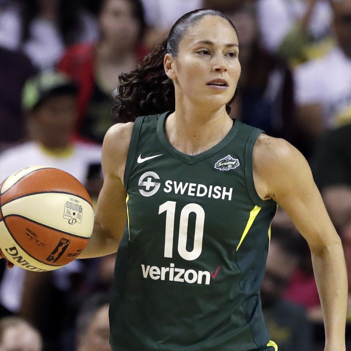The Official Site Of The Denver Nuggets: WNBA Champion Sue Bird Named Nuggets Basketball Operation