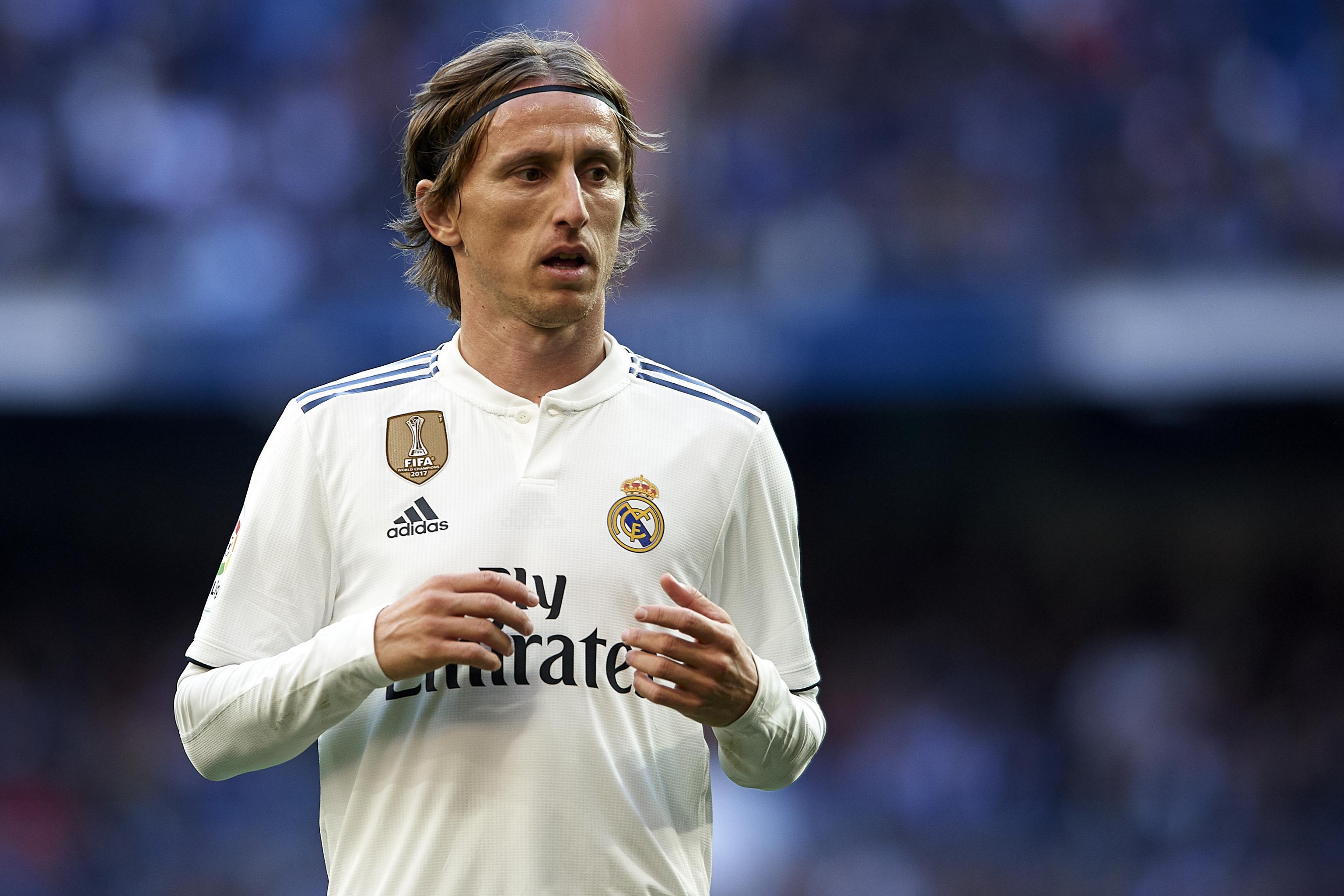 purchase cheap 62c3b 1421c Inter Milan Still Interested in Real Madrid's Luka Modric ...