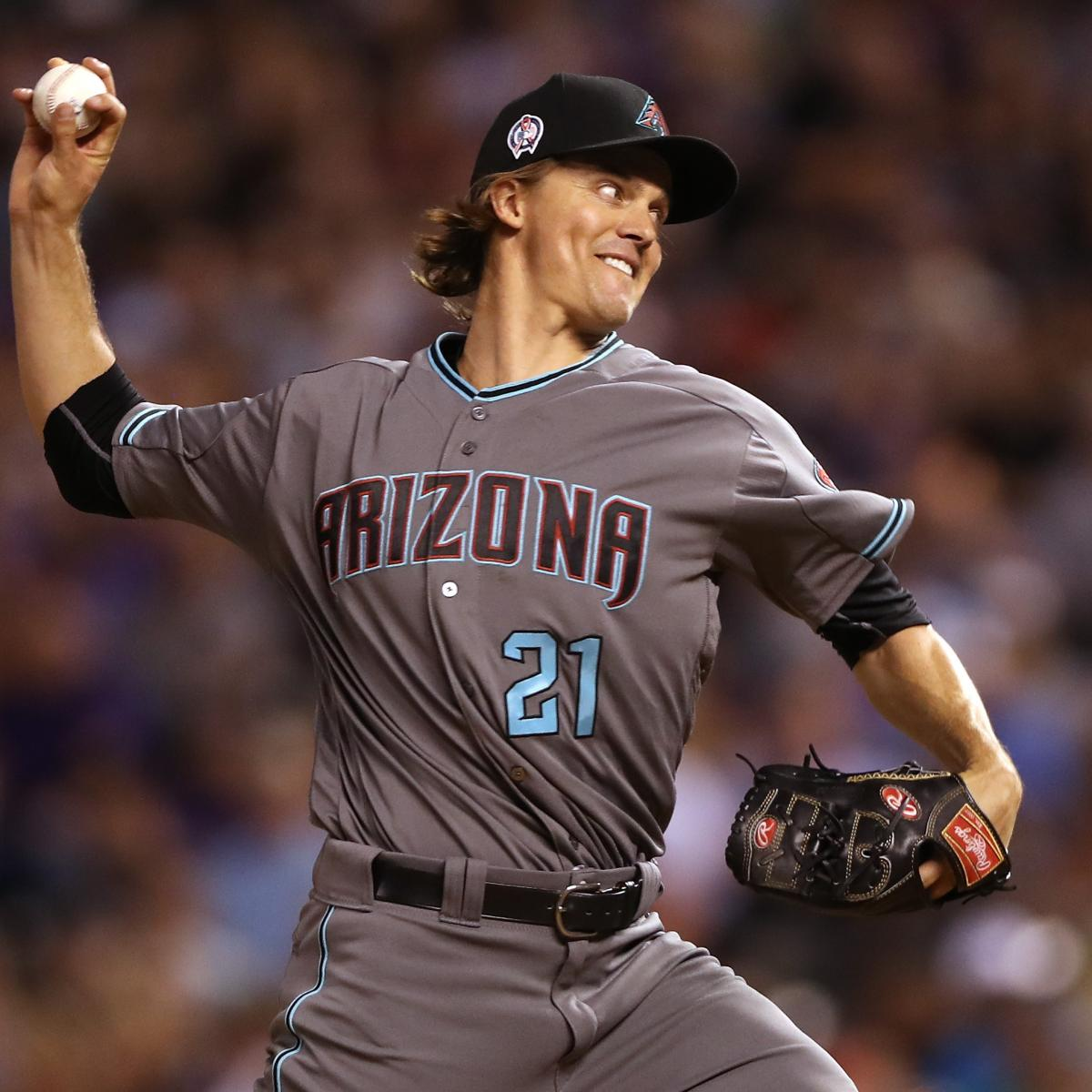 MLB Trade Rumors: Zack Greinke-Paul Goldschmidt Package Deal Discussed