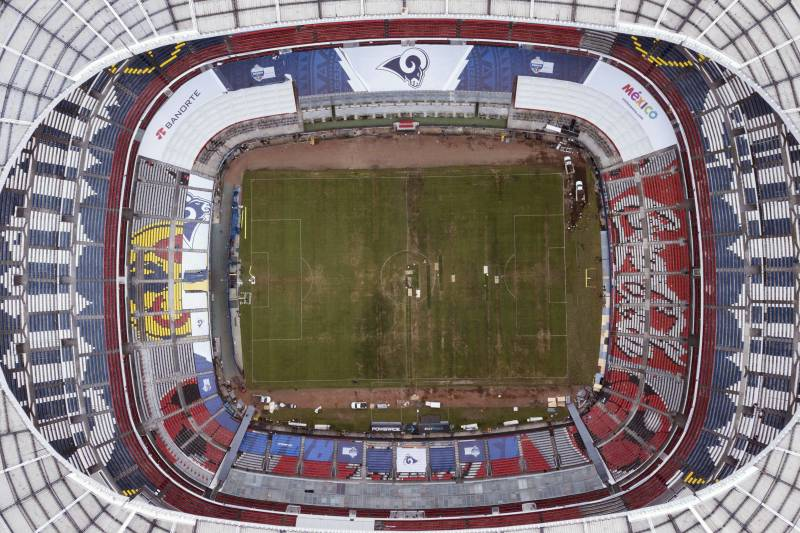 3a003e0dfe591 Report  NFL Considering More Games in Mexico City After Moving Rams ...