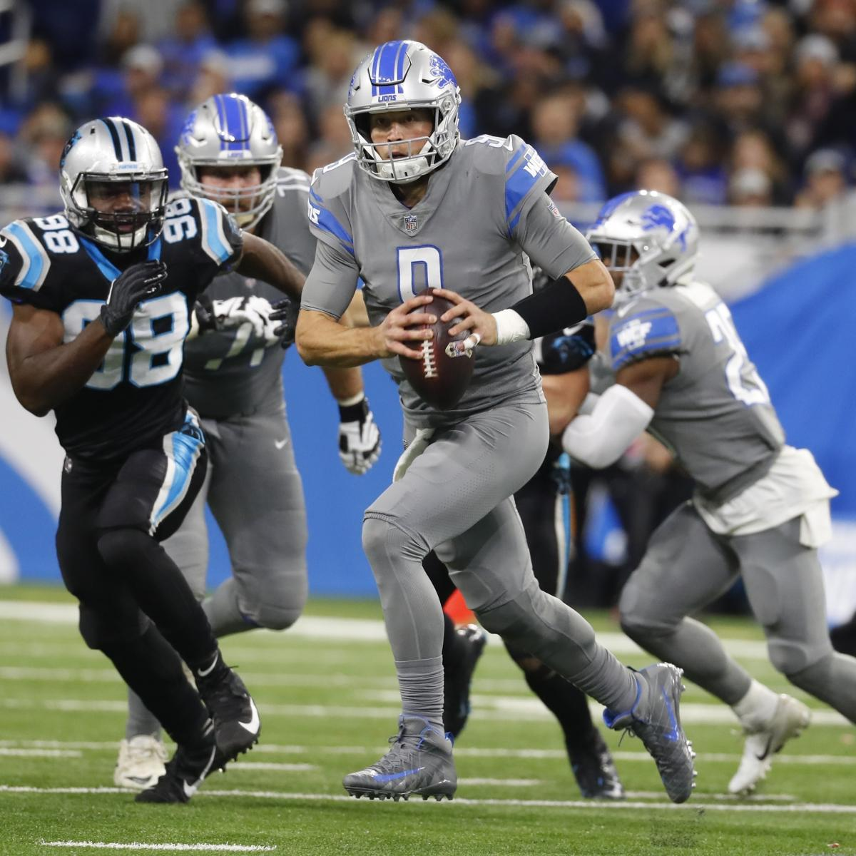 NFL Week 12 Picks: Upcoming Odds And Predictions For Full