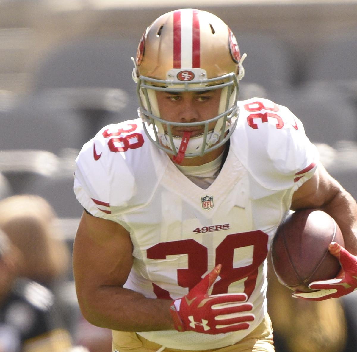 Ex-49ers RB Jarryd Hayne Charged With Sexual Assault In