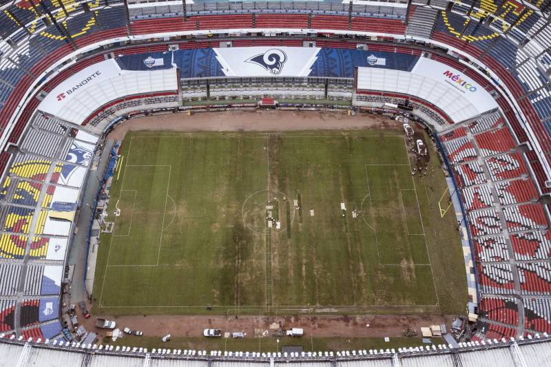 9853c5322bb29 NFL to Return to Mexico City for 2019 Game Despite Moving Chiefs ...