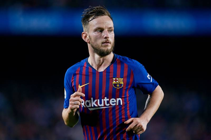 check out 433f7 5678d Report: Ivan Rakitic Has Barcelona Pact to Play Every Game ...
