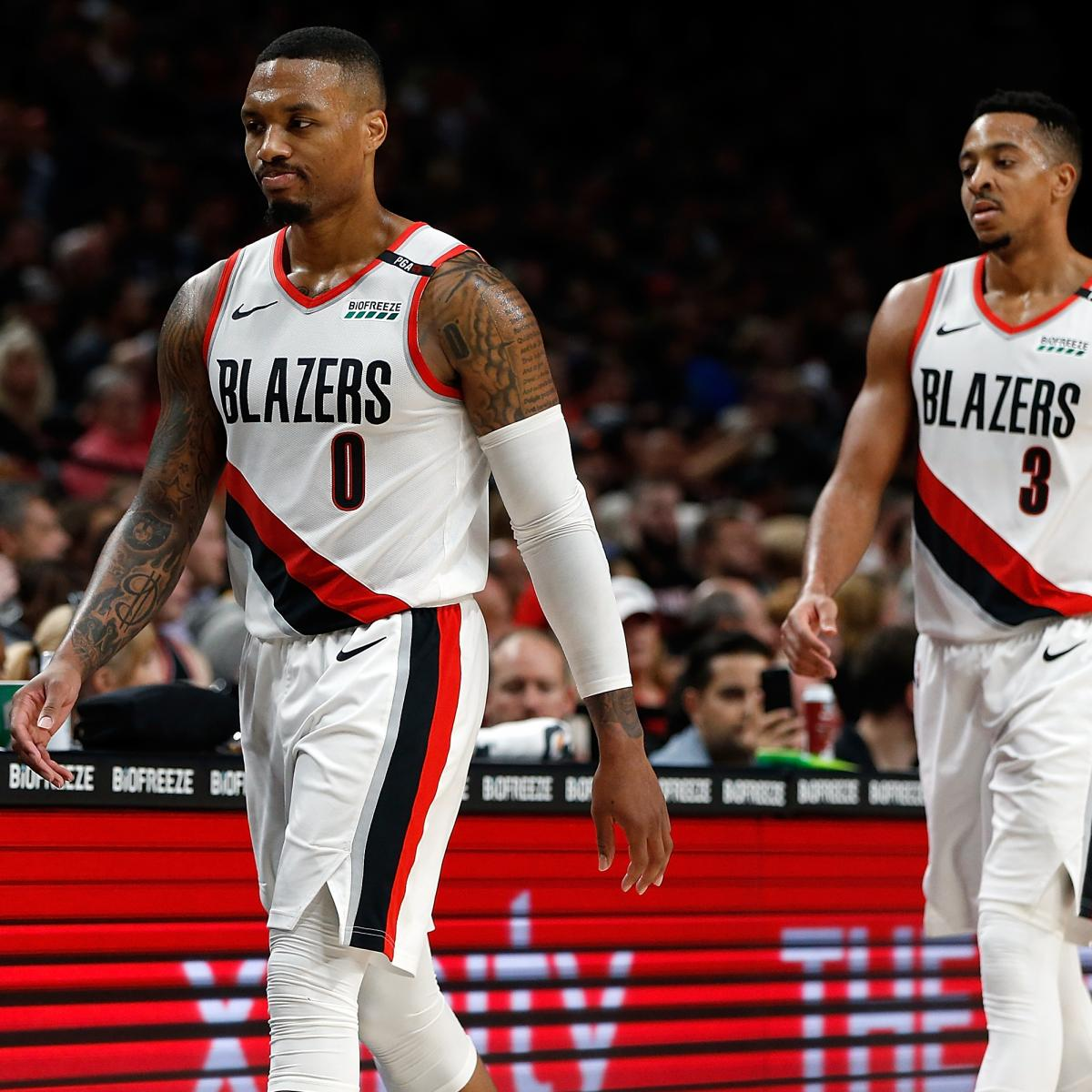 Portland Blazers Players: NBA Trade Rumors: Blazers Want Impact Player Next To