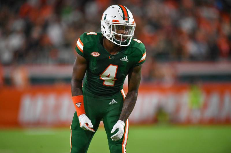best cheap 05946 247ec Mark Richt Announces Miami Hurricanes Have Dismissed WR Jeff ...