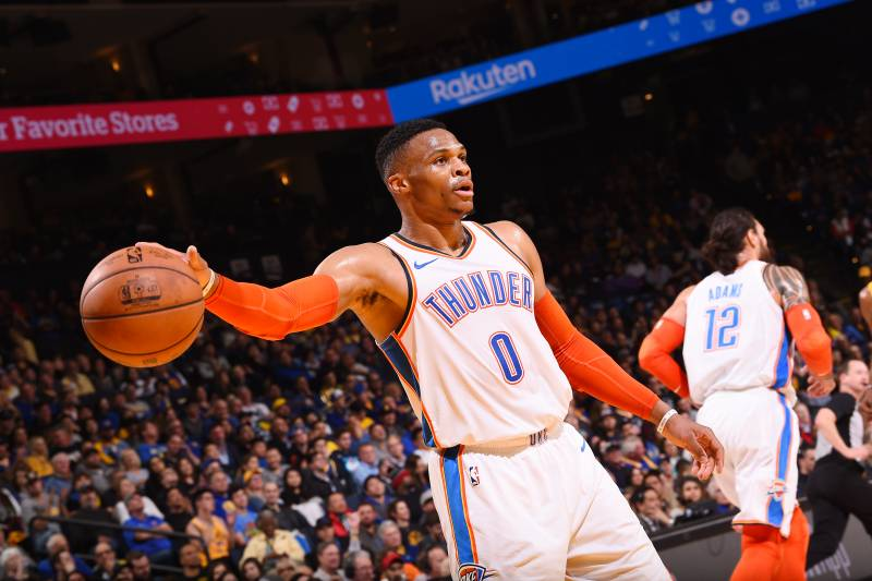 Russell Westbrook Outduels Kevin Durant as Thunder Beat Reeling ... bfa104f26