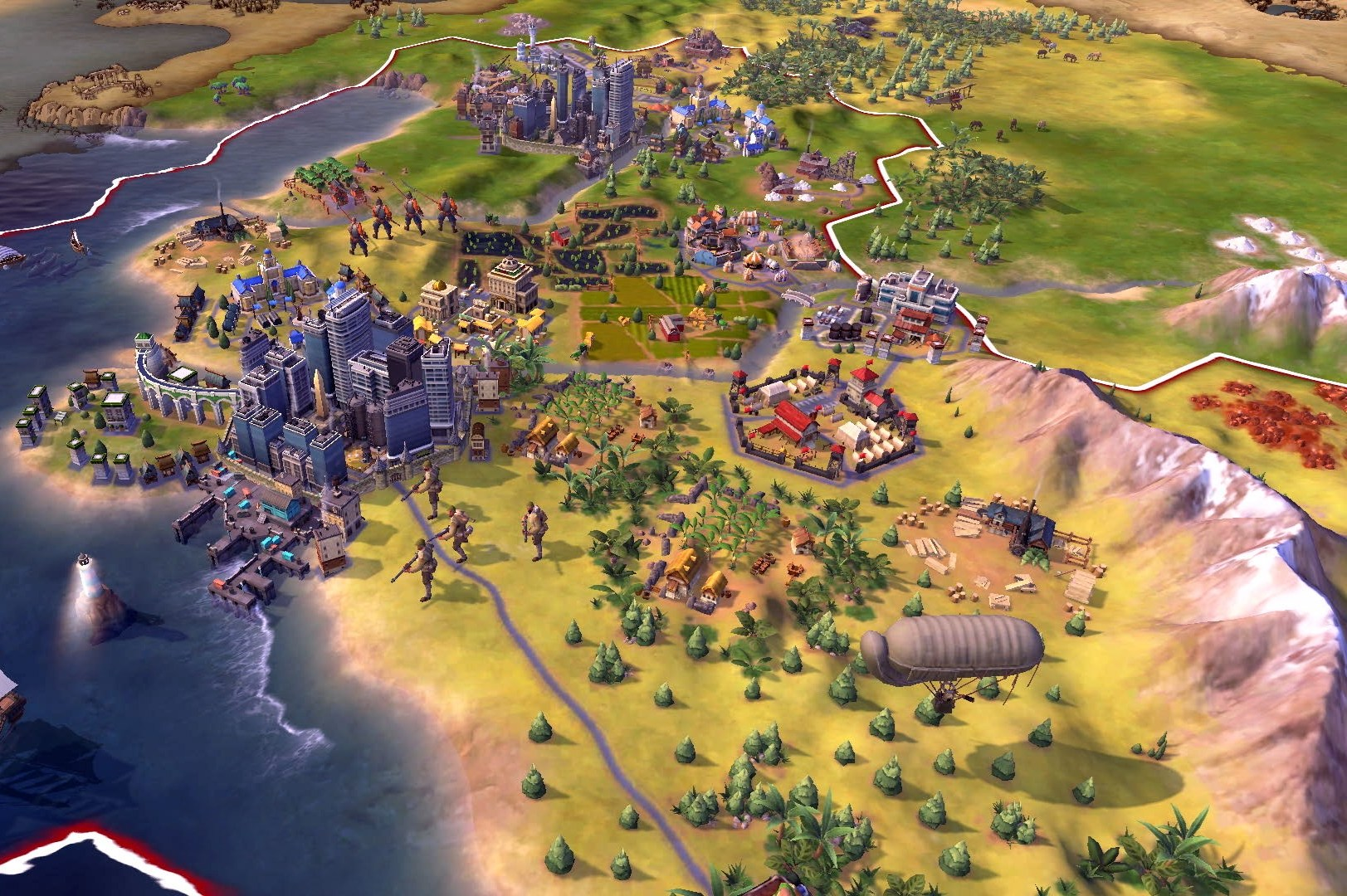 Civilization VI for Switch Review: Gameplay Impressions and Speedrunning  Tips | Bleacher Report | Latest News, Videos and Highlights