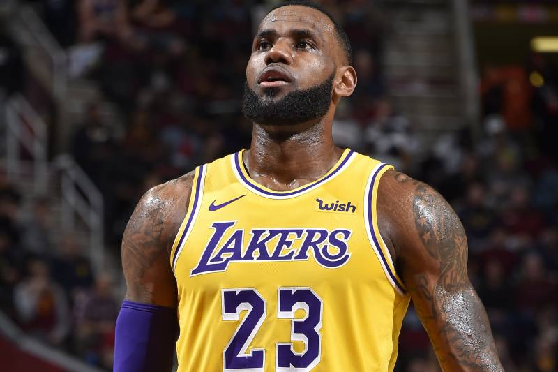 fec1133d1ff4 NBA Rumors  Cavs Believed LeBron Would Leave for Lakers After NBA ...