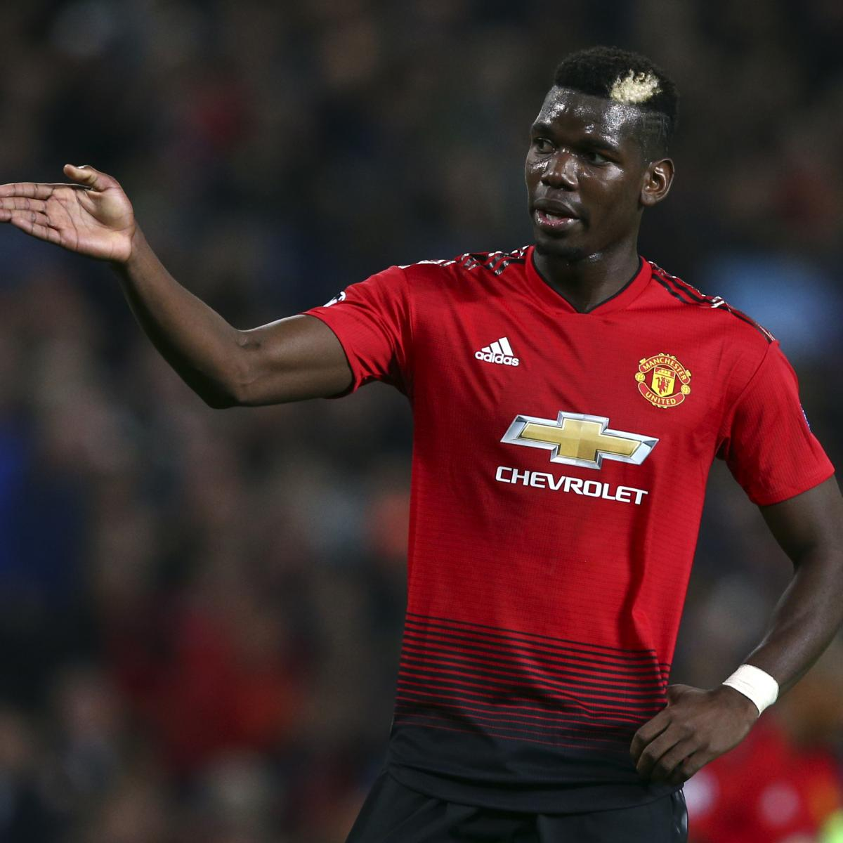 Manchester United Vs. Crystal Palace: Odds, Preview, Live