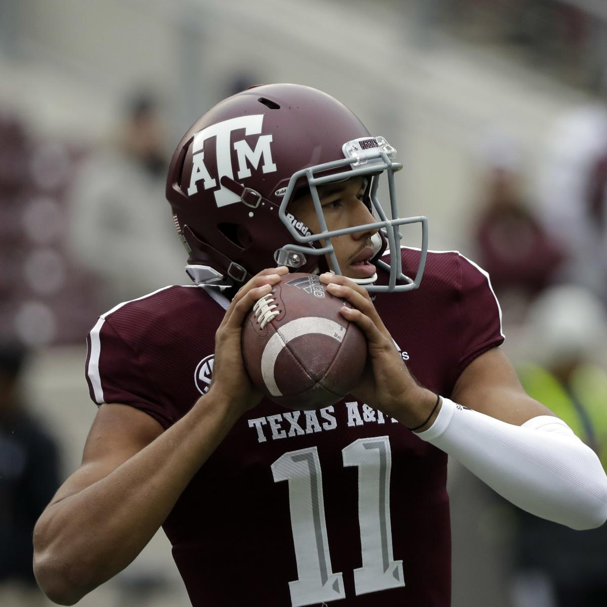 LSU Tigers vs. Texas A&M Aggies Odds, Analysis, College ...