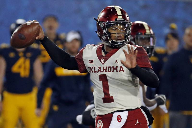 Kyler Murray Puts Tua Tagovailoa on Notice That Heisman Race Is Far from  Over 241669446