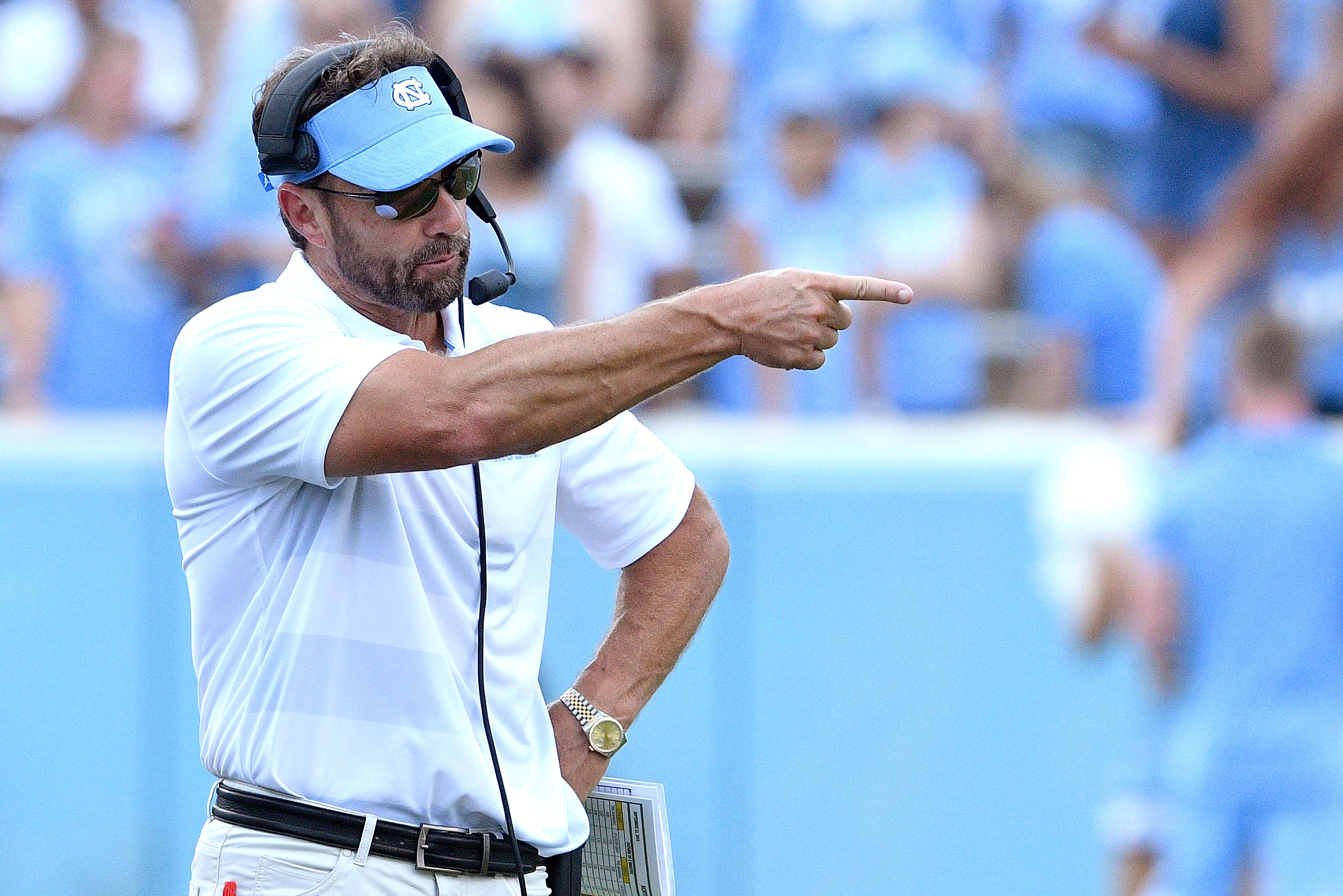 Larry Fedora Fired as North Carolina Head Football Coach ...