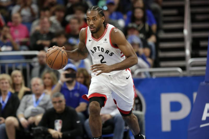 ca62694b6929 Kawhi Leonard Responds to Gregg Popovich Saying He Wasn t a Leader with  Spurs