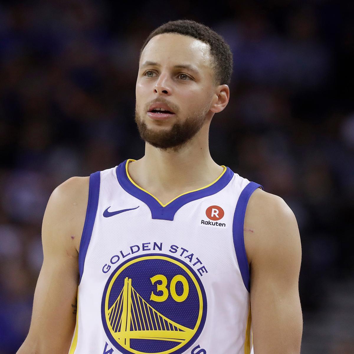Warriors Movie Clips: Stephen Curry Crash Video Shows Car Hitting Warriors Star