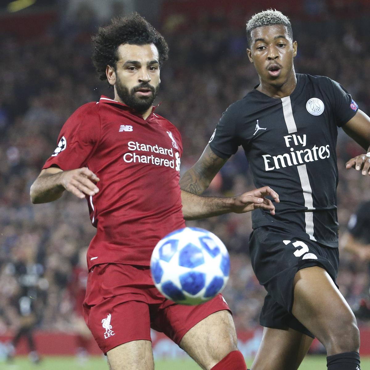 PSG Vs. Liverpool: Odds, Preview, Live Stream, TV Info For