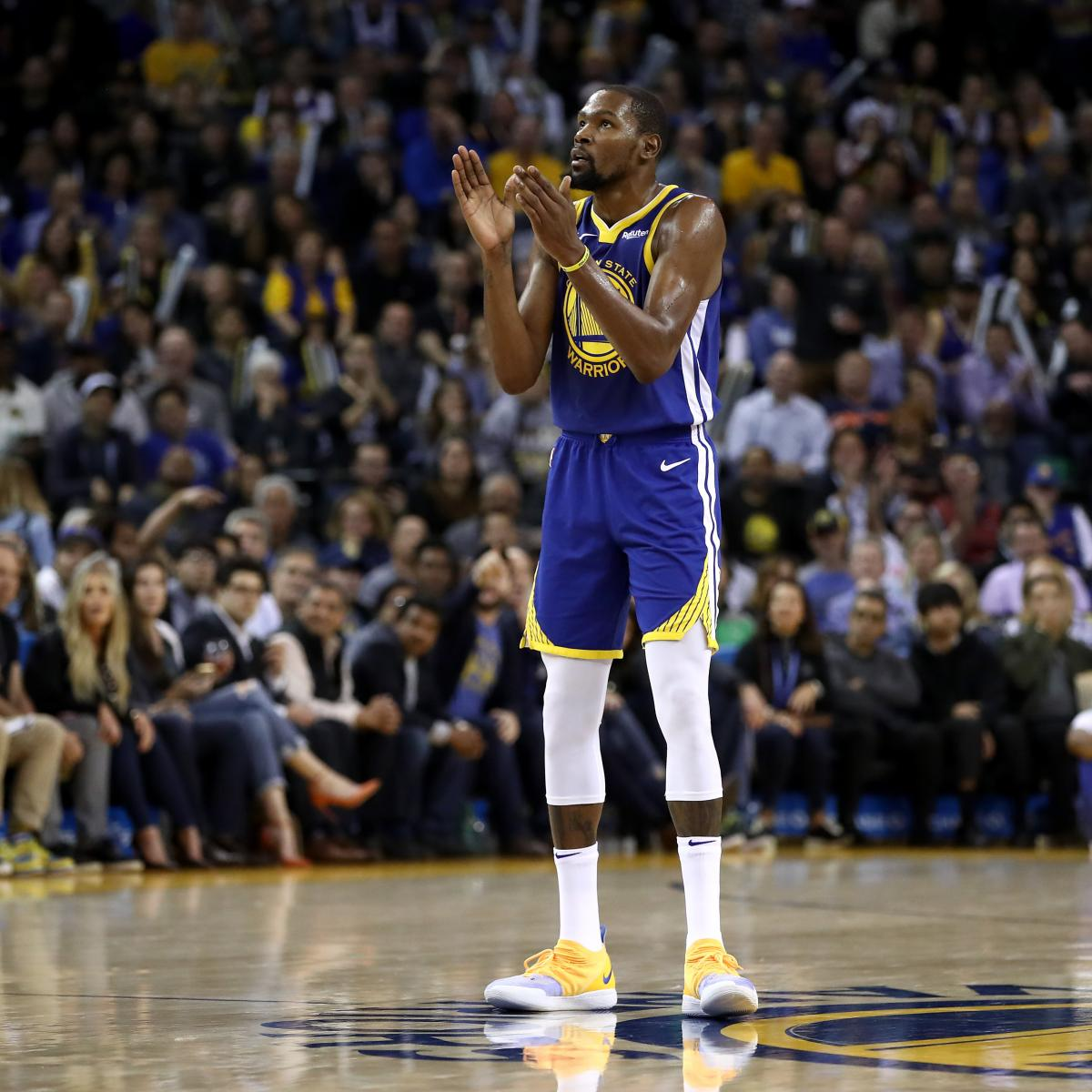 Warriors Come Out To Play Bleacher Report: Video: Kevin Durant Erupts For 49 Points As Warriors Come