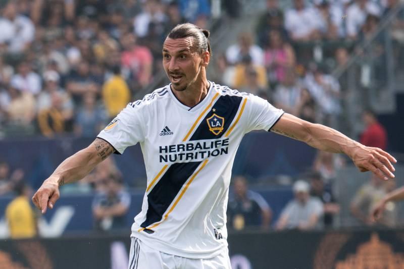 d747bdaec LA Galaxy Name Zlatan Ibrahimovic on Retained List Amid AC Milan ...